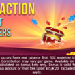 Take Part in August Action at Sparkle Slots
