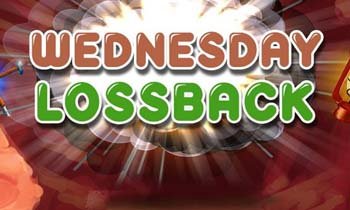 lossback wednesday - Losses Back Wednesday at Cloud Casino